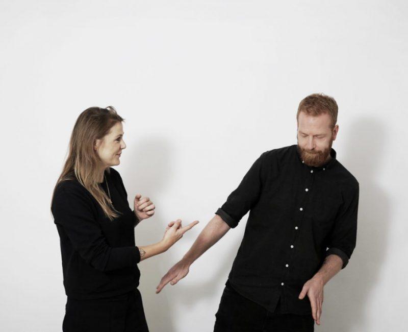 LE & JESPER / Blandede Bånd (Heartbeats.dk)