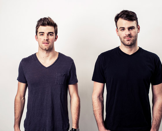 THE CHAINSMOKERS / #Selfie