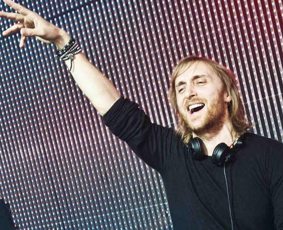 DAVID GUETTA Feat. SAM MARTIN / Lovers On The Sun