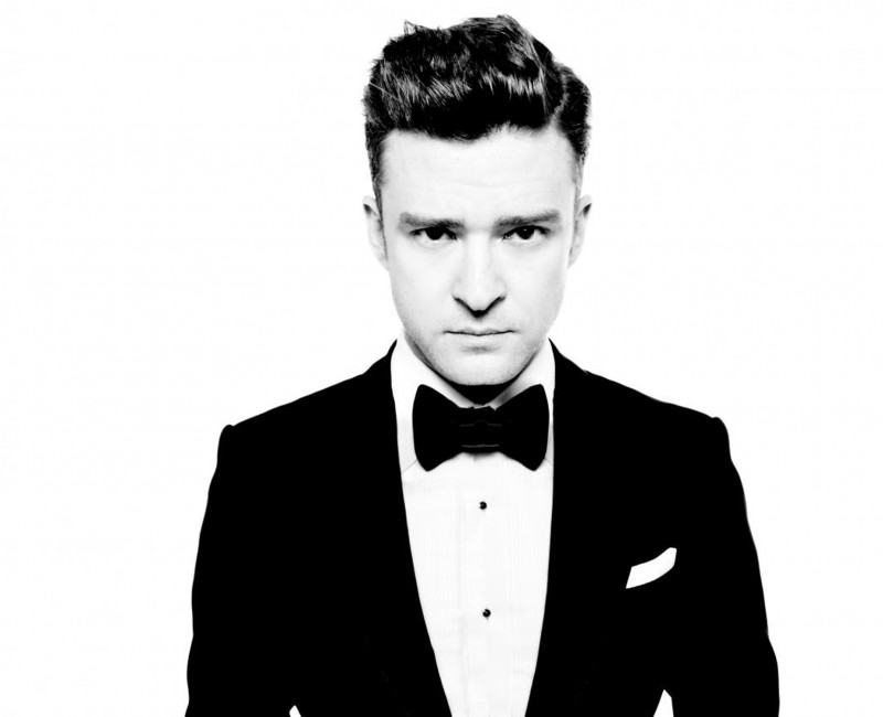 JUSTIN TIMBERLAKE / Can't Stop This Feeling