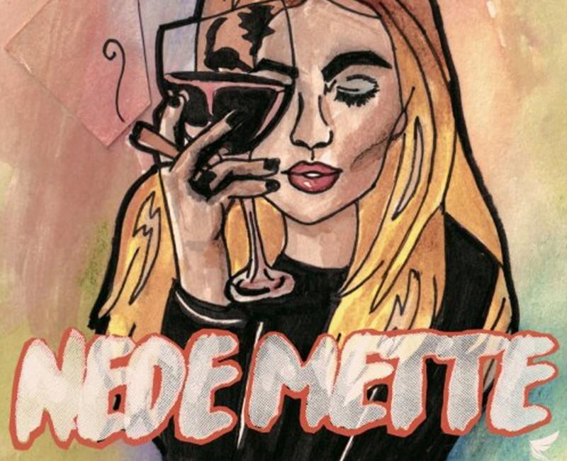 BLAK / Nede Mette