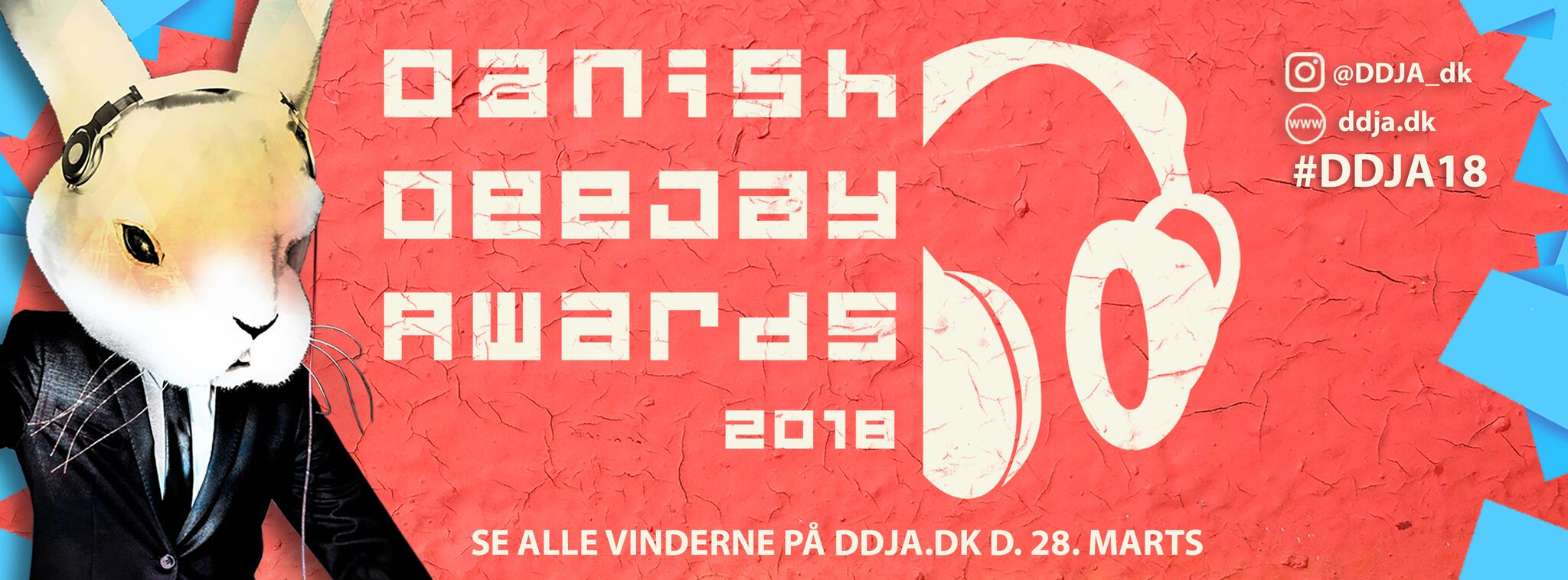 Danish DeeJay Awards 2018 logo
